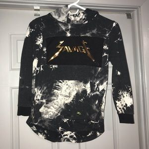 Other - Boys medium SAVAGE hoodie. MUST BUNDLE